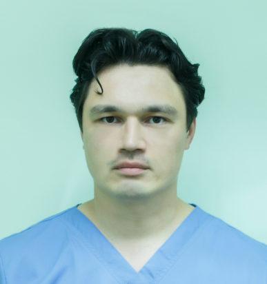 Шамсутдинов Руслан Рашидович